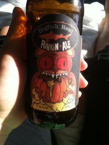 Dogfish Head Punkin Ale